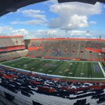 Hard to believe that this is the last game of year @UF #FloridaField. Let's make it a great one! #BeatFSU #GoGators https://t.co/A1zDzaL6vD