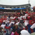 Louisville wins the Governors Cup for the fifth-straight season. @939TheVille @howieshow https://t.co/NnOyvQdjNX