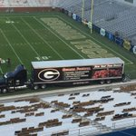 You win at Bobby Dodd Stadium you get to bring your equipment truck on the field. https://t.co/eL3IMICDd7