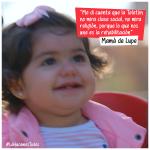 Y nuestra última historia: La linda Guadalupe, ¡La pequeña alegría del papá @pelotazo! #ModoTeleton #LaHacemosTodos https://t.co/390bMVkUtl