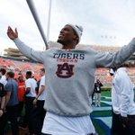 Cam Newton is back on the Plains as honorary captain of the Iron Bowl. https://t.co/akSuQljAxP