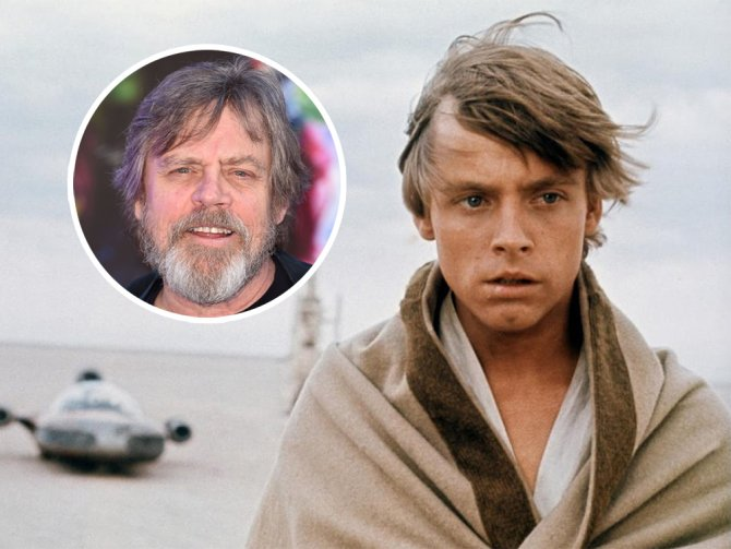 """Mark Hamill offers new TheForceAwakens hints: """"There are lots of surprises in this movie."""""""