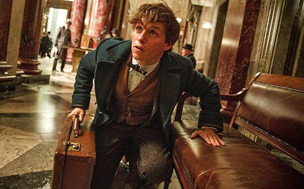 Daniel Radcliffe is jealous of Eddie Redmayne's FantasticBeasts costume: