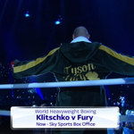 The wait is almost over. @Tyson_Fury is in the ring. Book Klitschko v Fury here: https://t.co/j0Ryau0xhz #SSNHQ https://t.co/ngBsaAMzLf