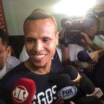 """Luis Fabiano: """"Vestir a camisa do São Paulo é algo incrível, vai ficar no coração para sempre."""" #trspfc https://t.co/wLwxTch30l"""