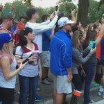 "#Gators RT ""Another great #GatorWalk because of great #Gators like you. #FSUvsUF…"" #SportsRoadhouse https://t.co/RVAhEl5IBE"