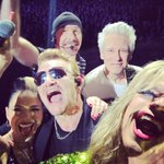 Tonight from the e stage with @pantibliss and @imeldaofficial #U2ieTour https://t.co/x06uU5qhfV