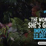 Shes even managed to shock Kieron this evening... #ImACeleb https://t.co/oK4cjHV2dl