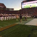 .@aubands is on fire! #IronBowl #WarEagle https://t.co/kdV6yL4iDU