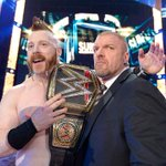 What was your reaction when @WWESheamus cashed in his #MITB contract at #SurvivorSeries? https://t.co/Nyz1xihMF1 https://t.co/7FlUwlOps0