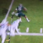 VIDEO: MSU's Burbridge makes Penn State's defense look like a bunch of pee wee players https://t.co/Tdyh89Smqy https://t.co/XC70ga1mwL