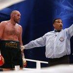 SON DAKİKA! Wladimir Klitschko sonunda kaybetti ve yeni şampiyon Tyson Furry https://t.co/iSsYKJwh2W