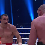 Round 12! .@Klitschko was rushing, @Tyson_Fury was running on empty but has he done enough? https://t.co/i2fyVrFowu https://t.co/a9BRPuOh8o