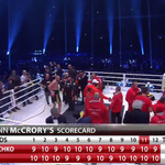 .@SkyGlennMcCrory has given it to Fury. What a terrific display Reaction: https://t.co/i2fyVrFowu https://t.co/DQZMQH9oRu