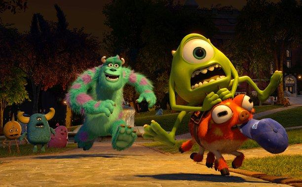 Ranking 16 Pixar classics that we love: �