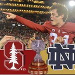 Incredible game. Even better finish. #GoStanford #BeatND https://t.co/l2ACkqk6sm