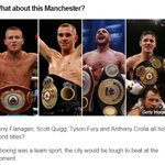 Another world title for Manchester. #tysonfury reaction: https://t.co/dLh5WGtbdq Report: https://t.co/PP5g83C17f https://t.co/UvnDE6PH4v