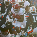 Bama can book that trip to the ATL. Behind Derrick Henrys 271 yds, Tide takes #IronBowl with 29-13 win at Auburn. https://t.co/nnUibE4spt