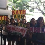 Here at Ayala Fairview Terraces. Early birds #PSYThanksgivingDay https://t.co/n1aq4pMkey