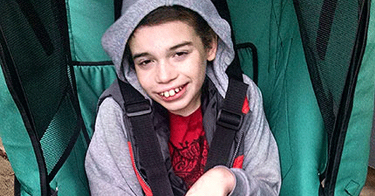 What a company did for this 12 year old who endures seizures is simply wonderful