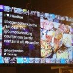 Im on the tweet screen @comotiononking! ???? #HamOnt https://t.co/92urJ0tfwM