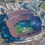 Aerial from today (via @auphoto) #SweetHomeAuburn https://t.co/skwImWjDbX