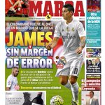 #LaPortada James y sin margen de error https://t.co/RDJaeXgELn