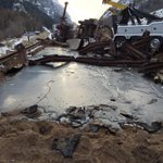 Provo River spill info from state and local agencies https://t.co/vL0fXzp2pU Responding agencies tagged in pic https://t.co/acja9ByxZq