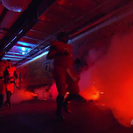 Did Oklahoma State run out of their locker room or an exploding Death Star? https://t.co/cxrarmoAHS