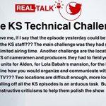 The KS Technical Challenge IMHO... *wink* #SPSLaughWins #BaeBQRRIFIC https://t.co/rPhuE3E7JX