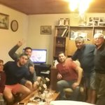 #VamosChilenos desde Chillan apoyando a la Teleton https://t.co/NOW2PrfGOB