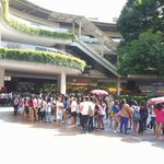 Happening now at Fairview Terraces for #PSYThanksgivingDay. https://t.co/u7JuYvJ1UB