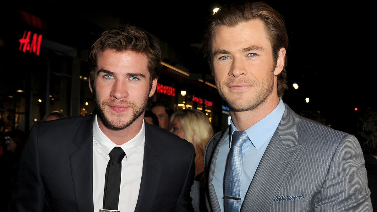 Liam Hemsworth Reveals The Best Gift His Brother Ever Gave Their Parents