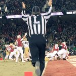 TOUCHDOWN STANFORD. @Blaq_Cognizance from one yard out. #GoStanford #BeatND https://t.co/huM2maB5Y8