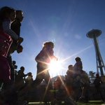Kids set the pace at this #Seattle marathon (@jlokseattle) Photos: https://t.co/rTSKkykiNK @seattlechildren https://t.co/vsupUSLdv0