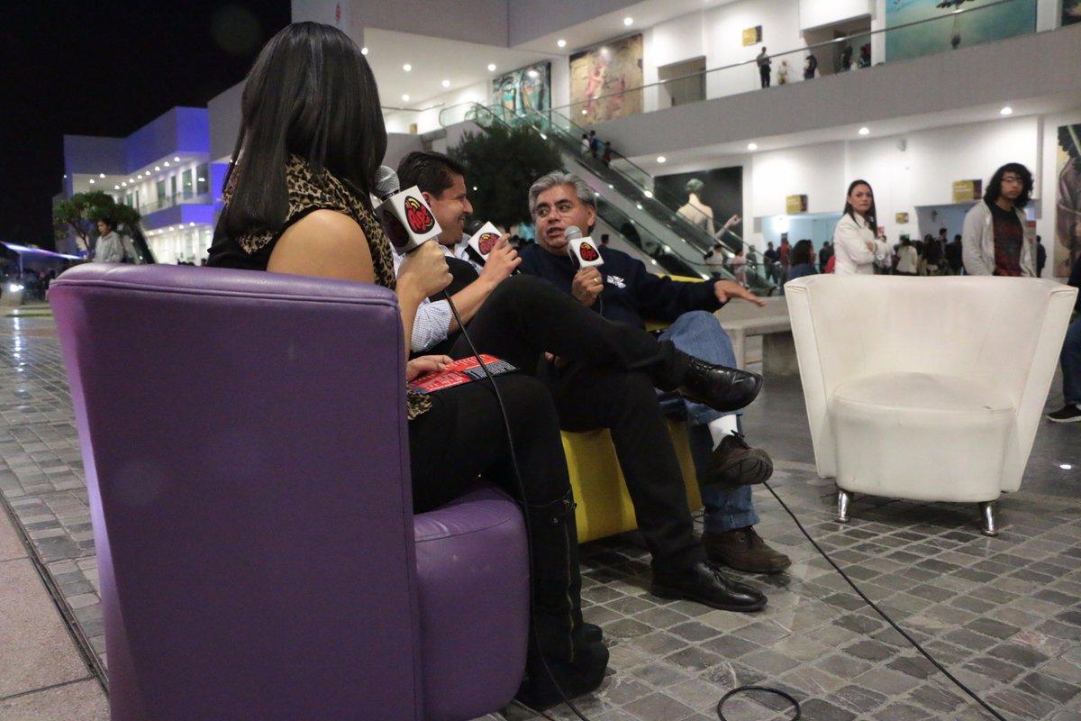 Ya estamos platicando con el Dr.@raulmujicag en @NocheEstrellas, @inaoe_mx  - https://t.co/DxGFTwl0AL https://t.co/vZBe1ZBWDX