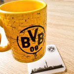 Guten Morgen @BVB Kaffee zum Frühstück...???? Spätzle zum Mittag... ???? #BVB https://t.co/gtpj4rhtB1