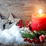 Advent, Advent, ein Lichtlein brennt. Erst eins, ... Einen schönen ersten #Advent wünschen wir Euch! :) https://t.co/TlsuJ8442i