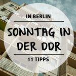 So könnt ihr einen ganzen Sonntag wie in der DDR verbringen. https://t.co/dt51c9Ne6K https://t.co/K6tCCsjEhr