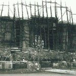 A rare pic of Gateway of India during construction stage.  #Mumbai #OldBombay https://t.co/zFEgoxwnGj