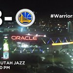 At 18-0, the @warriors have now gone 21.95% of the season undefeated. Next @ Utah #Warriors #WarriorsStreak https://t.co/VcdeCE85Ad