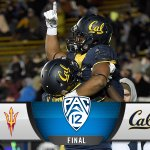 What. A. Finish. @CalFootball takes home the W tonight! #Pac12FB #Pac12AfterDark https://t.co/elNw4ommzN