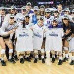 Meet the 2015 @pac12 Conference volleyball champions, your Washington Huskies. #PointHuskies #UWHuskies https://t.co/4lYsIYtCzo