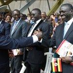 MUSEVENI: I have no problem meeting Besigye or anyone.  I am for #Uganda and #Africa. #PopeInUganda #UgandaDecides https://t.co/HxfR4Y3YLP