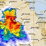 Brace yourself Brisbane. This is going to be a rough ride: https://t.co/Q2jgzJhWyE #BneStorm https://t.co/BBBXUOJ8ym