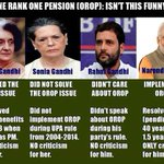 This is how politics works in India.. #OROP https://t.co/8rlvD4w8kl