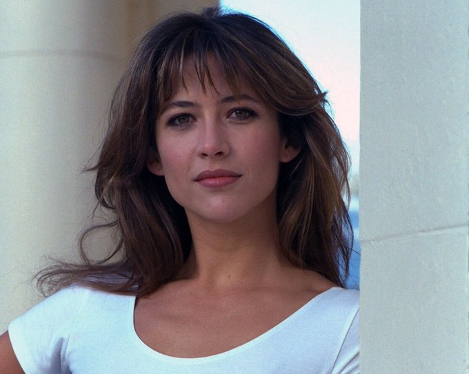 Sophie marceau celebrated her 50 yo birthday 1 month ago it might be