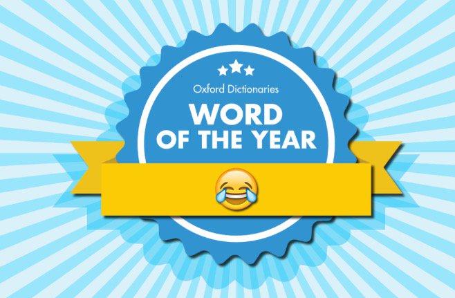 قاموس أكسفورد يختار إيموجي (
