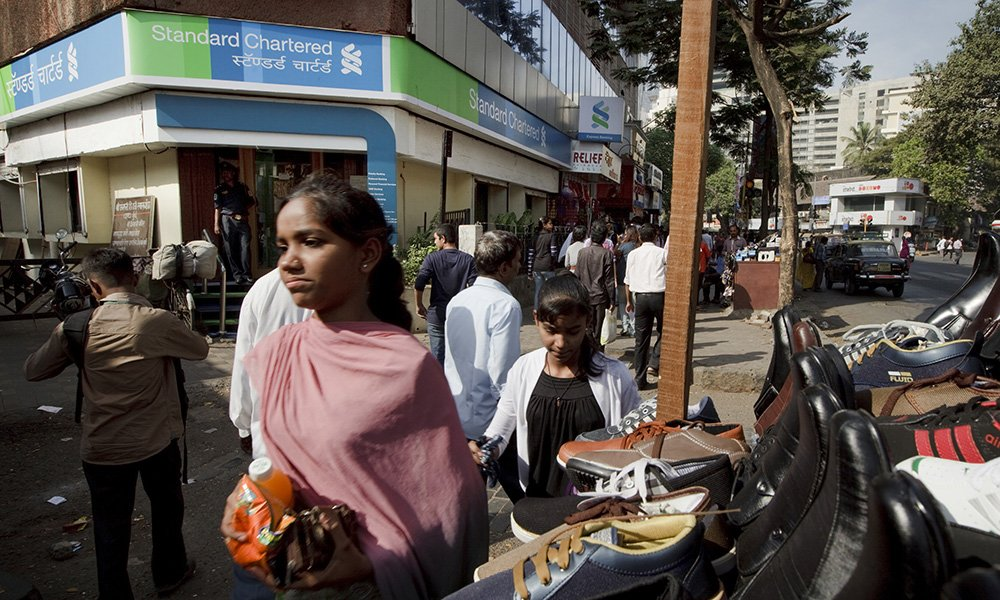 Standardchartered controversy law india