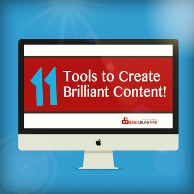 11 Powerful Content Marketing Tools to Create Brilliant Blog Posts https://t.co/UwnxL1pdhH #marketing https://t.co/FTRnPPqWGA